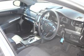 2017 Toyota Camry ASV50R Sedan