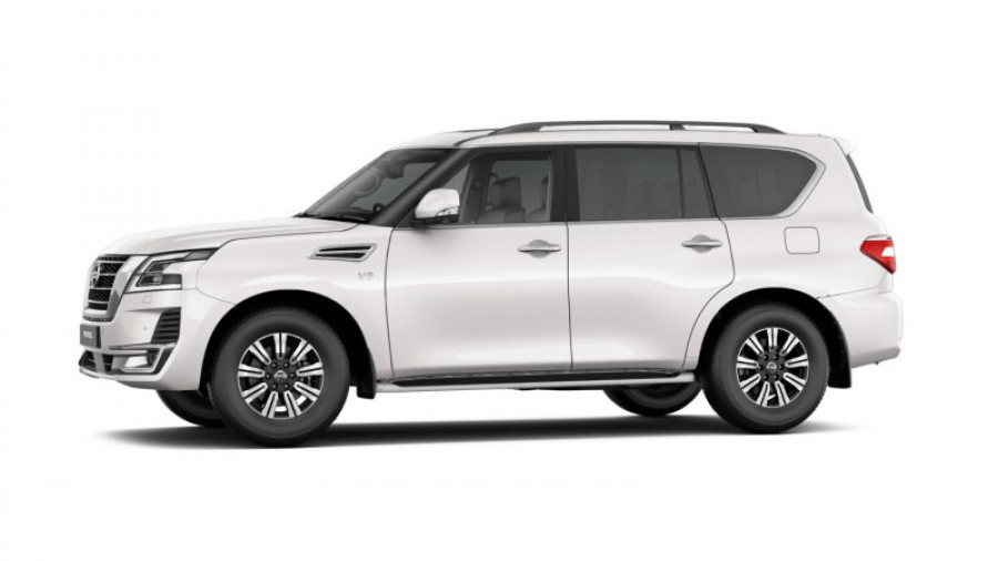 2020 Nissan Patrol Y62 Series 5 Ti-L Suv Image 33