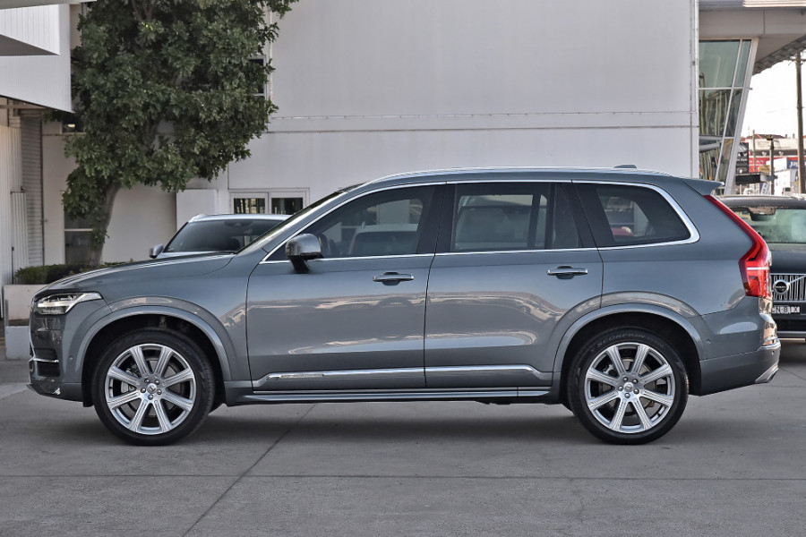 2019 Volvo XC90 L Series D5 Inscription Suv Mobile Image 4