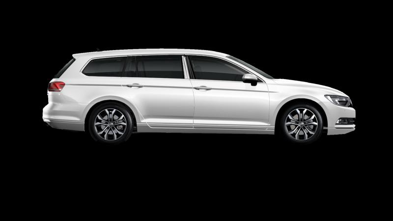 Passat Wagon 132TSI Comfortline 7 Speed DSG
