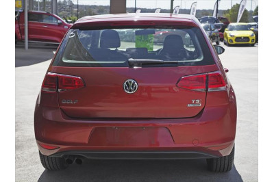 2013 Volkswagen Golf 7 90TSI Comfortline Hatchback Image 4