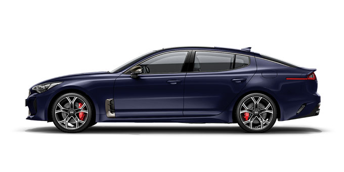 2018 Kia Stinger CK GT Sedan