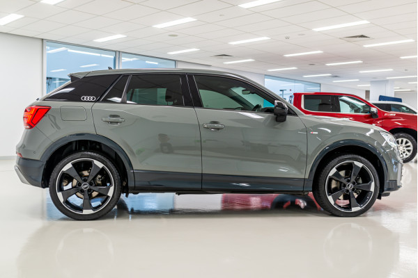 2017 Audi Q2 GA  Edition #1 Suv Image 3
