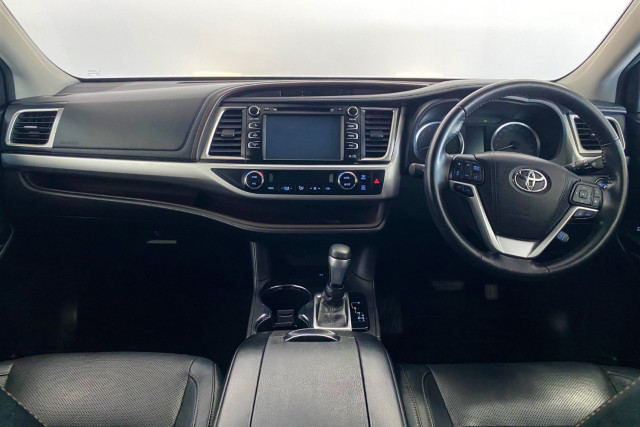 2018 Toyota Kluger GSU55R GXL AWD Suv Image 4