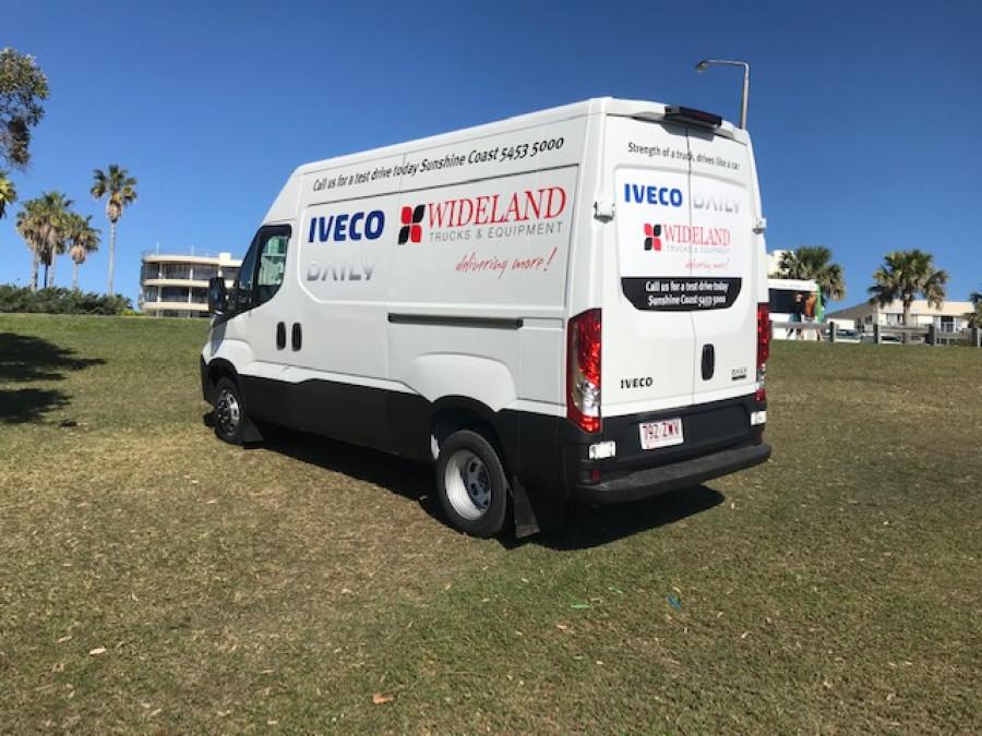 2020 Iveco 50c17a  Daily Van Van Image 12