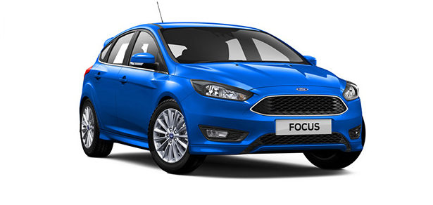 2018 MY16.75 Ford Focus LZ Sport Hatchback