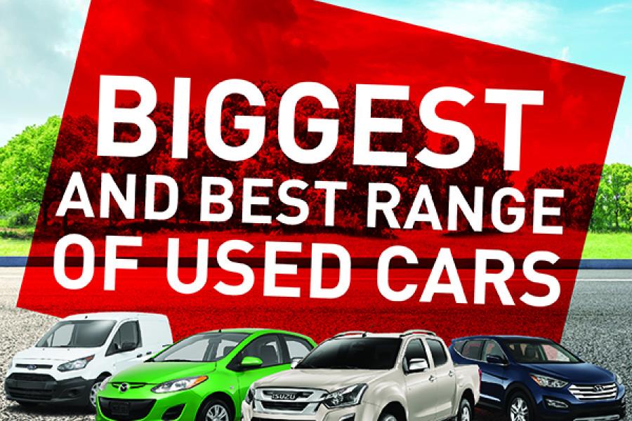 2012 Ford Territory SZ Titanium Wagon