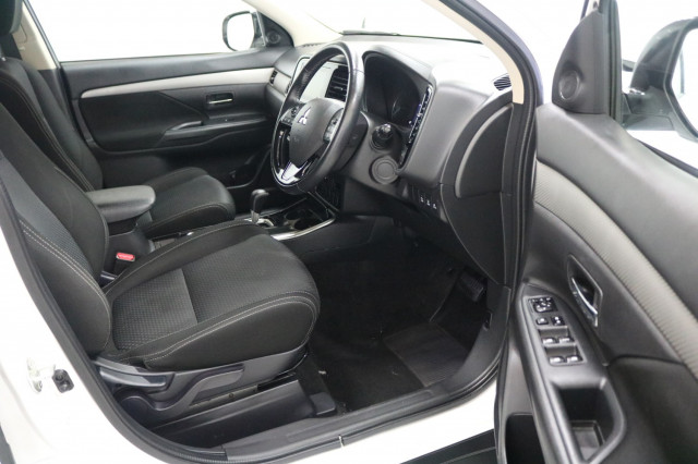 2018 MY18.5 Mitsubishi Outlander ZL  LS AWD Suv