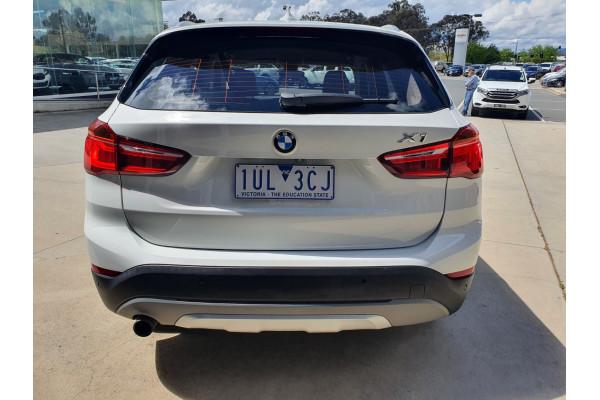 2017 BMW X1 Series F48 SDRIVE18D Wagon Image 3
