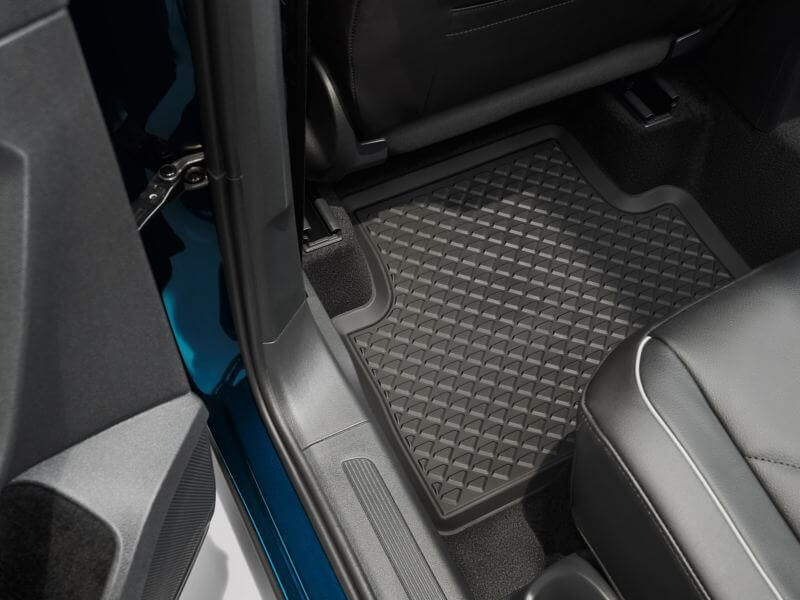 All-weather floor mats
