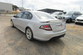 2012 Ford Falcon FG MKII XR6 Sedan Image 3