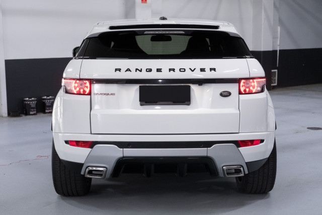 2012 Land Rover Range Rover Evo L538  TD4 Dynamic Wagon Image 5