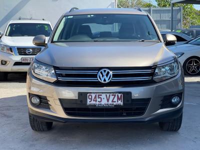 2012 Volkswagen Tiguan 5N MY12.5 132TSI Pacific Suv Image 4