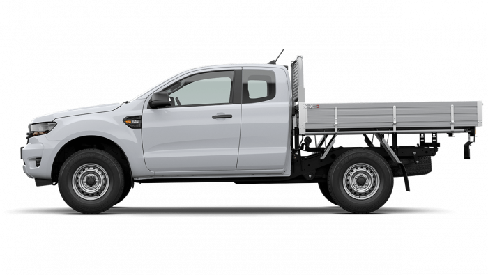 2020 MY21.25 Ford Ranger PX MkIII XL Super Cab Chassis Ute Image 7