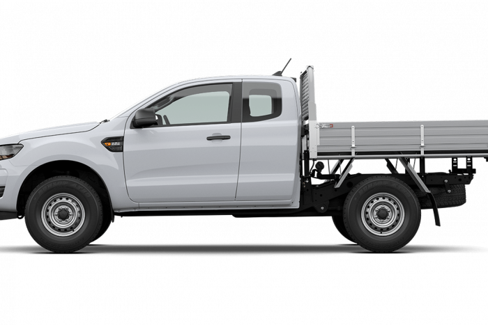 2020 MY21.25 Ford Ranger PX MkIII XL Super Cab Chassis Ute