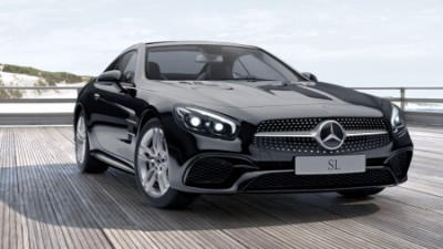 New Mercedes-Benz SL Roadster