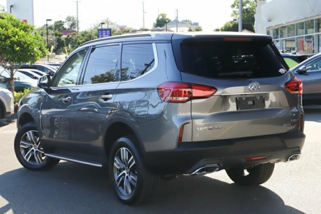 2019 LDV D90 Executive 4WD