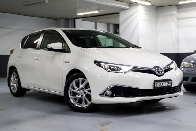 2017 Toyota Corolla Hatchback