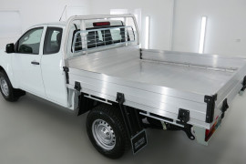 2019 Isuzu UTE D-MAX SX Space Cab Chassis 4x4 Space cab Image 3