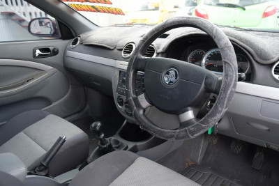 2007 Holden Viva JF MY08 Hatchback