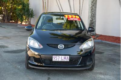 2008 Mazda 2 DE Series 1 Neo Hatchback Image 3
