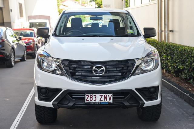 2020 MY19 Mazda BT-50 UR 4x4 3.2L Dual Cab Pickup XT Ute Image 4