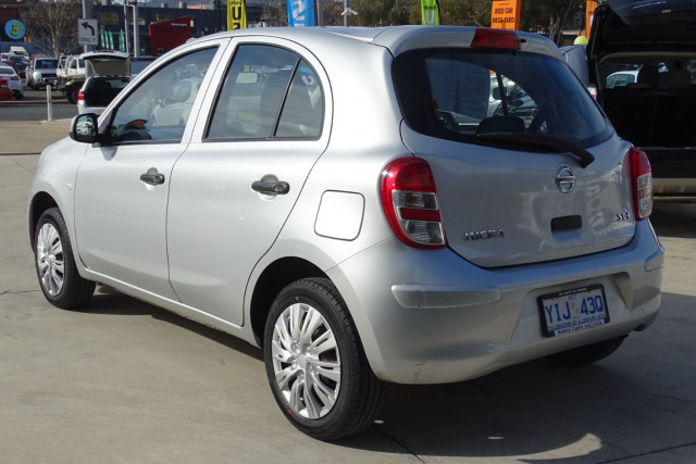 2011 Nissan Micra ST-L 6 of 30