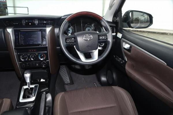 2018 Toyota Fortuner GUN156R GXL Suv