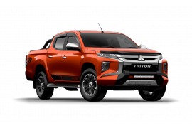 Mitsubishi Triton Toby Price Edition Double Cab Pick Up 4WD MR