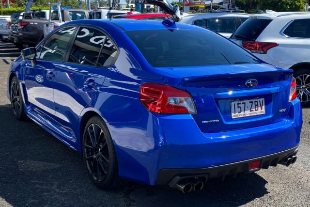2019 MY20 Subaru WRX V1 Premium Sedan Image 5