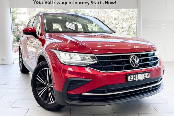 2021 Volkswagen Tiguan 5N 110TSI Life Suv Image 2