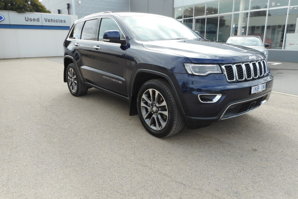 2018 Jeep Grand Cherokee WK Limited Suv
