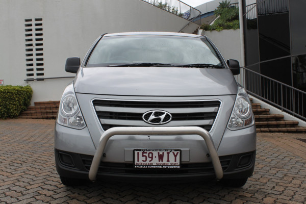 2016 Hyundai Iload TQ3-V Series II Van