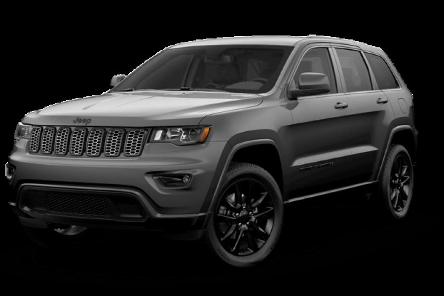 2021 Jeep Grand Cherokee Night Eagle Image 1