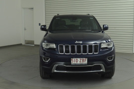 2015 Jeep Grand Cherokee WK Limited Suv Image 4