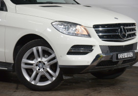 2013 Mercedes-Benz Ml Mercedes-Benz Ml 250cdi Bluetec (4x4) Auto 250cdi Bluetec (4x4) Wagon