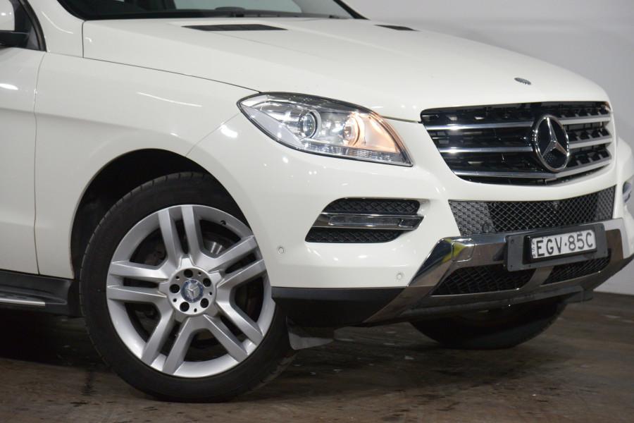 2013 Mercedes-Benz Ml 250cdi Bluetec (4x4)