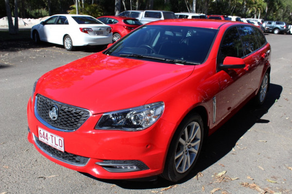 2013 MY14 Holden Commodore VF Internat. Wagon