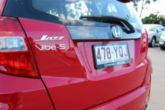2013 Honda Jazz GE MY13 VTi-S Hatchback Image 5