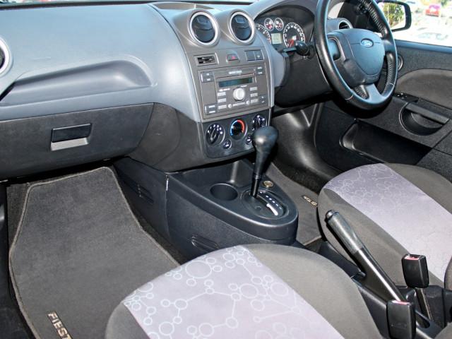 2006 Ford Fiesta WQ LX Hatchback