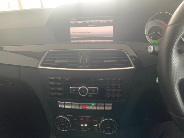 2014 Mercedes-Benz C Class W204 MY14 C250 CDI Sedan Image 16