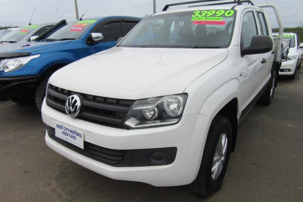 2015 Volkswagen Amarok 2H MY15 TDI420 Utility