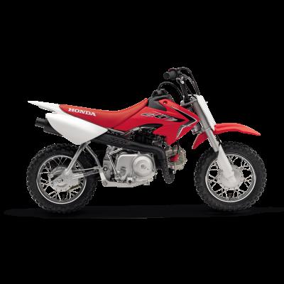 New Honda CRF50F
