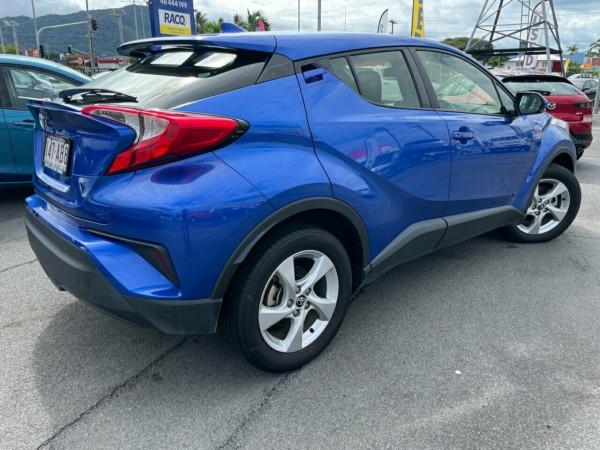 2019 Toyota C-HR NGX10R S-CVT 2WD Suv