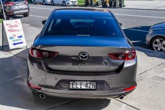 2020 Mazda 3 BP G20 Evolve Sedan Sedan Image 4