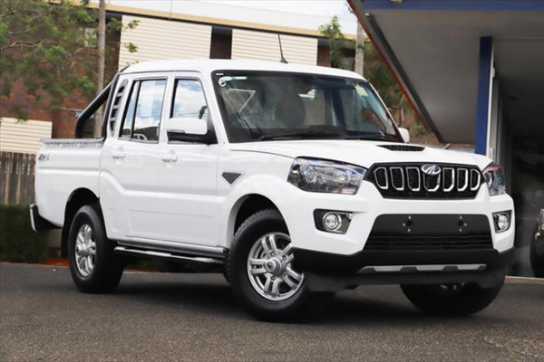 2020 Mahindra Pik-Up S10+ Black Edition Utility