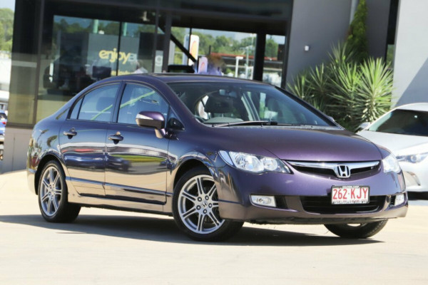 Honda Civic Sport 8th Gen MY07