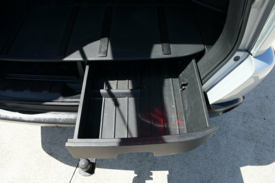 2013 Nissan X-Trail T31 Series V ST Suv Image 7