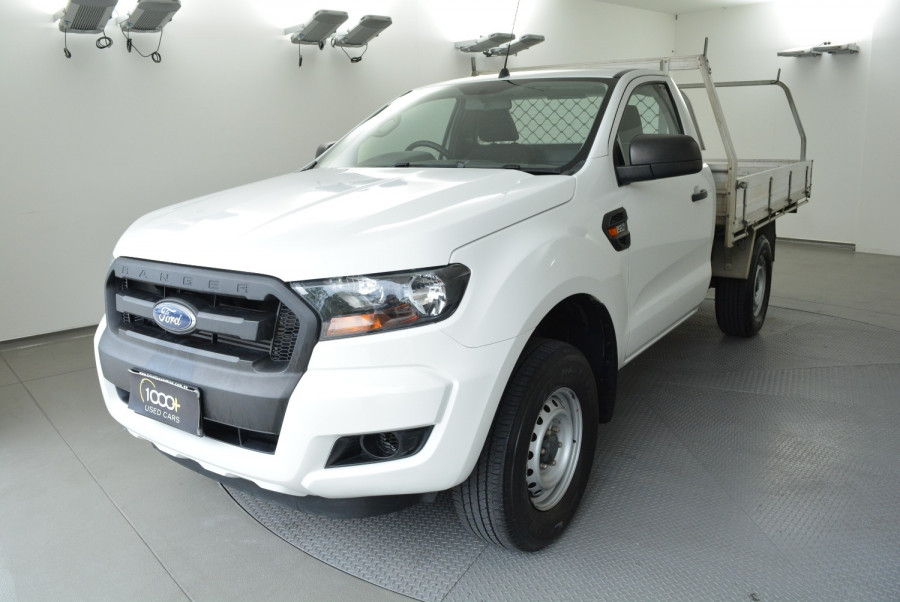 2018 Ford Ranger PX MkII 2018.00 XL Cab chassis Image 9