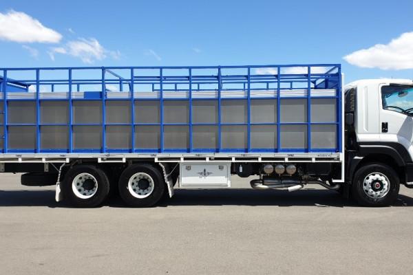 2019 Isuzu Fh Series FX FXY240-350 Livestock truck Image 3